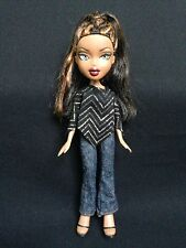 COLLECTABLE BRATZ STEP OUT SASHA DOLL RARE HTF