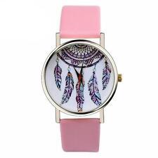 Fashion Women Watch Creative Dream Catcher Leather Analog Quartz Wrist Watches