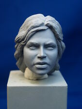 "1:6  CUSTOM RESIN HEAD SCULPT FEMALE #1 ""TRACY"""