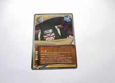 Carte Naruto Deadly Poison rare foil !!!