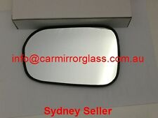 LEFT PASSENGER SIDE HONDA ACCORD CG 1998 - 2003 MIRROR GLASS WITH BASE