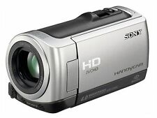 Sony Handycam HDR-CX105E Camcorder silber - Digital HD Video Camera Recorder