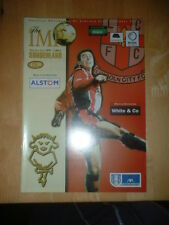 1998/99 LINCOLN CITY V SUNDERLAND - FA CUP 3RD RD