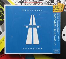 Kraftwerk , Autobahn ( CD_Japan )