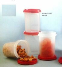 Tupperware Modular Mate Round # 2 - 440ml- Set of 4