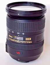 Nikon Nikkor AF-S 18-200mm f/3.5-5.6 AF-S VR DX IF G ED Lens WITH TIFFEN UV FILT