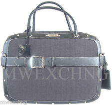 Samsonite Black Label Vintage Collection GRAY Laptop Briefcase Document Holder