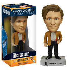 Doctor Who Wacky Wobbler Eleventh Doctor Bobble Head Figure NEW Toys Dr Who 11th