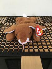 Ty Beanie Baby Ears - Rabbit  (4th Gen Swing / 5th Gen Tush, PVC Pellets)