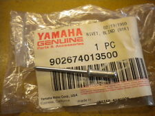 NOS Yamaha OEM Blind Frame Rivet 81K 85-87 VMX540 97 VX500 VX600 90267-40135