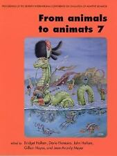 From animals to animats 7: Proceedings of the Seventh International Conference