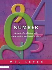 Number : Activities for Children with Mathematical Learning Difficulties by...