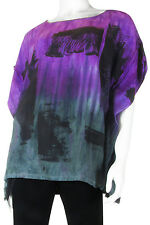 NWT Art of Cloth Sybil Top in Galaxy; M