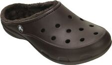 CROCS Freesail Espresso Womens 6 - Mens 4 Lined House I AM GOING OUT OF BUSINESS