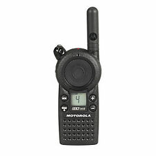 Motorola CLS1410 UHF Business Two-Way Radios 4 Channel 1 Watt-  SET OF 2