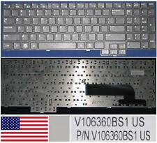 Clavier Qwerty US SAMSUNG X520 Series, Model: V106360BS1 US, Noir / Black