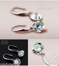 2015 Amazing Fashion Lady Jewelry Elegant Crystal Rhinestone Stud Drop Earring