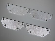 New Set Aluminum Suspension Lift Plate for Tamiya RC 1/10 Bullhead Clodbuster