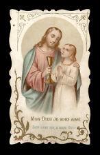 santino cromo-holy card  turgis MIO DIO
