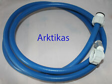 Universal Water Inlet Hose For Washing Machine & Dishwasher 2.5m Blue Extra Long
