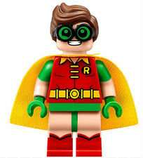 NEW LEGO ROBIN MINIFIG figure minifigure 70912 batman movie dc boy wonder