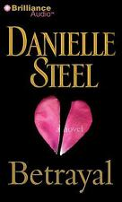 Betrayal by Danielle Steel (2012, CD, Abridged)