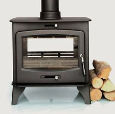 16KW Double sided, fronted Multifuel Woodburning Stove Stoves Log Burner