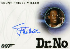 James Bond 007 Classics Autograph Card A268 Count Prince Miller Nightclub Dancer
