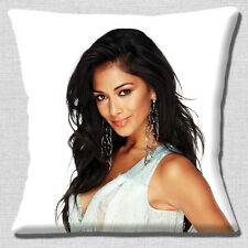 "NICOLE SCHERZINGER PUSSYCAT DOLL X FACTOR JUDGE PHOTO 16"" Pillow Cushion Cover"