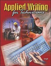 Applied Writing for Technicians with Student Tutorial CD