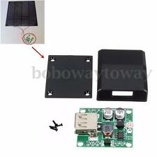 6V-20V to USB 5V 2A solar panel folding bag Junction Box for solar panel DIY