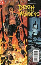 Batman Death And The Maidens #6 (NM)`04 Rucka/ Janson