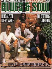 Herb Alpert & Barry White Blues & Soul 1987   Regina Belle  Bobby Byrd  Lakeside