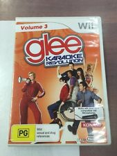 Karaoke Revolution Glee Volume 3 Wii