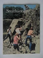 Smithsonian Science Magazine August 1972 ~ Youthful Diggers in Illinois