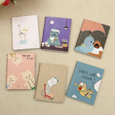 Mini Cute Journal Diary Pocket Planner Notebook Memo Lovely Stationery Gift WL