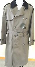 Lauren Ralph Lauren Edmond Beige Belted Trench Coat Raincoat 38 Short NWT $495
