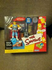 Simpsons WOS Interactive Moe's Tavern Playset by Playmates