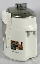 Hamilton Beach Health Juicer Extractor Model 67800 350 watt