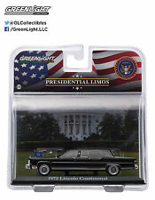 "Presidential Limos: 1972 Lincoln Continental ""Ronald Reagan"" 1/43 Scale"