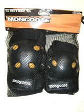 Mongoose Skateboard, Bike Gel Knee and Elbow Pads