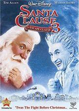 Santa Clause 3: The Escape Clause  DVD Tim Allen