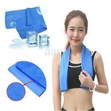 Running Cycling Jogging Gym Chilly Pad Sports Instant Cool Ice Cooling Towel
