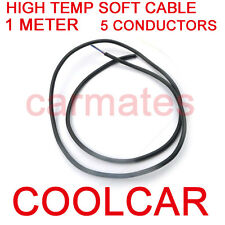 5 cores Silicon Cable for Soldering Station Iron ATTEN Hakko Yihua 936 907 938