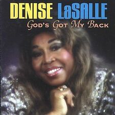 Lasalle, Denise: God's Got My Back  Audio Cassette
