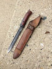 Czechoslovakia VZ 1958 Knife Dagger Army Military