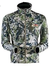 Sitka Gear Ascent Jacket Optifade Forest Green Gore, MENS Small. Hunting Camo