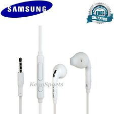 Genuine Samsung Galaxy S7 S6 Edge Note 4 3 S5 S4 Headphones Earphones Handsfree