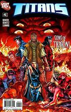 TITANS (2008) #4 (DC COMICS) TEEN TITANS / SONS OF TRIGON