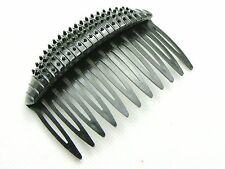 2 Women Fashion Hair Styling Clip Volume Boost Comb Stick Bun Maker Braid Tool